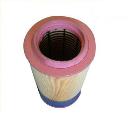 European Truck Automotive Air Filter 446 Mm Height Scania Truck Parts OEM 1869993