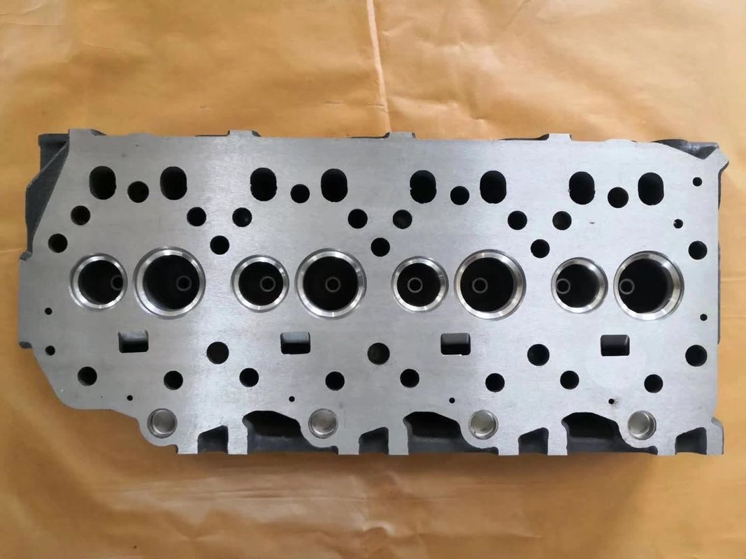 Metal Bare Auto Cylinder Heads S4S Oem MD344160 For Mitsubishi Forklift 2.5D